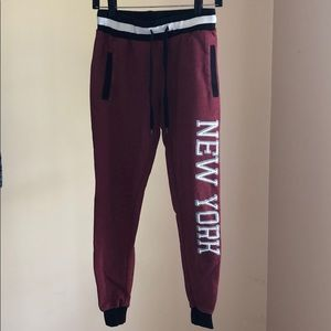 Sweat pants from Forever 21